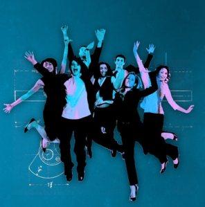 jovenes-saltando